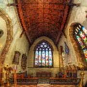 Loughborough Church - Altar Vertorama Poster