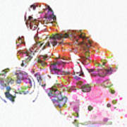 Louis Armstrong 2 Poster
