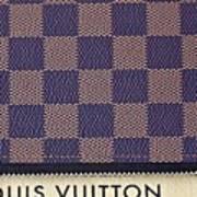 Louis Vuitton Mens Wallet Poster