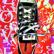 Love And Converse Poster