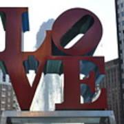 Love Poster by Brynn Ditsche
