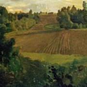 Love Island 1900 Konstantin Andreevich 1869-1939 Somov Poster