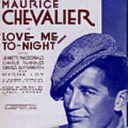 Love Me To-night Poster