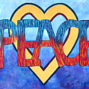 Love Peace Poster