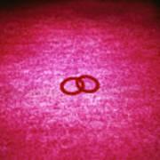 Love Rings Poster