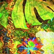 Lovely Leaves Poster