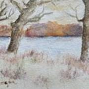 Lovers' Lake Poster