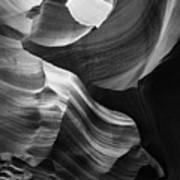 Lower Antelope Canyon 2139 Poster