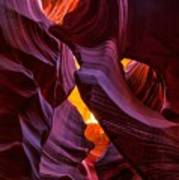 Lower Antelope Lines Poster