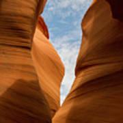 Lower Antelope Slot Canyon, Page, Arizona Poster
