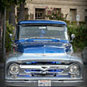 Lower Ford Truck Poster