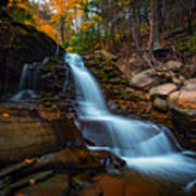 Lower Kaaterskill Falls Poster