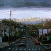 Lower Manhattan 2002 Poster