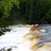 Lower Tahquamenon Falls Poster