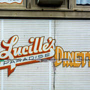 Lucille's Poster