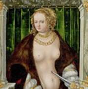 Lucretias Suicide Poster