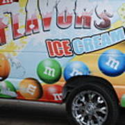 M And M Flavors For The Kids Poster