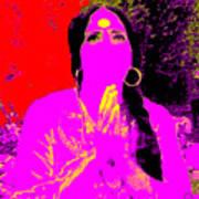 Ma Jaya Sati Bhagavati 16 Poster by Eikoni Images