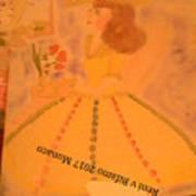 Macaron Lady II Poster