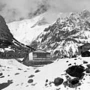 Machhapuchchhre Base Camp - The Himalayas Poster