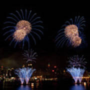 Macy's Fireworks IIi Poster