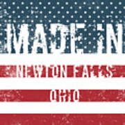 Made In Newton Falls, Ohio Poster