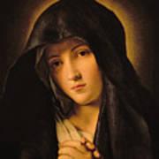 Madonna Poster by Il Sassoferrato