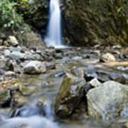 Maekutlong Waterfall Poster