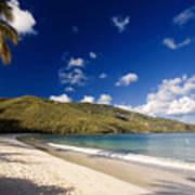 Magens Bay Morning St Thomas Us Virgin Islands Poster