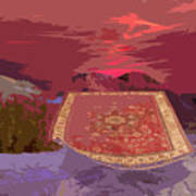 Magic Carpet Ride Poster