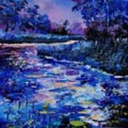 Magic Pond Poster by Pol Ledent