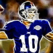 Magical Eli Manning Poster
