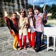 Magical Mystery Tour, The Beatles Poster