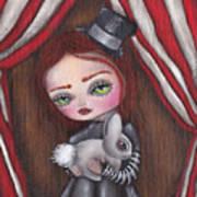 Magician Girl Poster