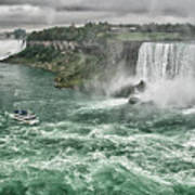 Maid Of The Mist 8971 Poster