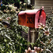 Mailbox Deux Poster