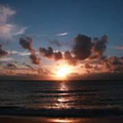 Ma'ili Sunset Poster