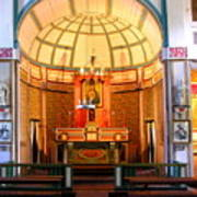 Main Altar Sacre Couer  Poster