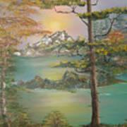 Majestic Cove Poster