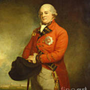 Major-general Sir Archibald Campbell Poster