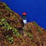 Makapu'u Lighthouse Poster