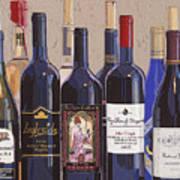 Make Mine Virginia Wine Number One Poster