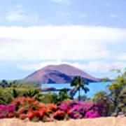 Makena Maui Poster