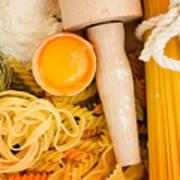 Making Pasta Poster