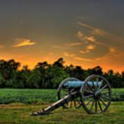 Malvern Hill Battlefield Poster