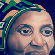 Mama Afrika Poster