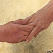 Mama's Hand Poster