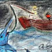 Man Vs. Marlin Poster