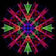 Mandala 3351 Poster