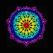 Mandala 7 Poster